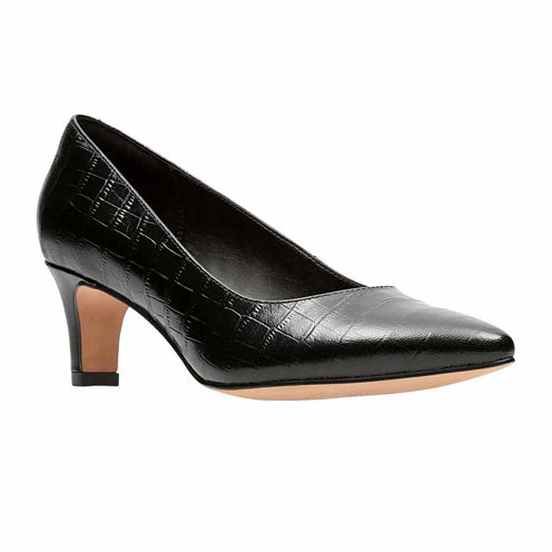 Clarks Crewso Wick Womens Pumps