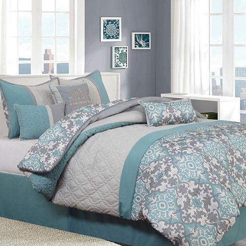 Reina 7-pc. Comforter Set