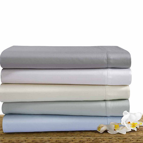 Tribeca Living 300 Thread Count Tencel Sateen Sheet Set