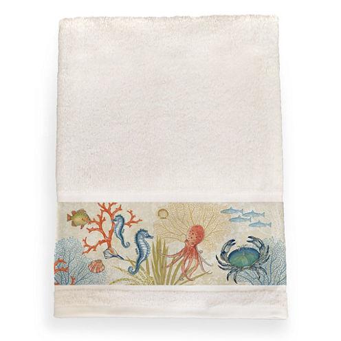 Laural Home Oceana Bath Towel
