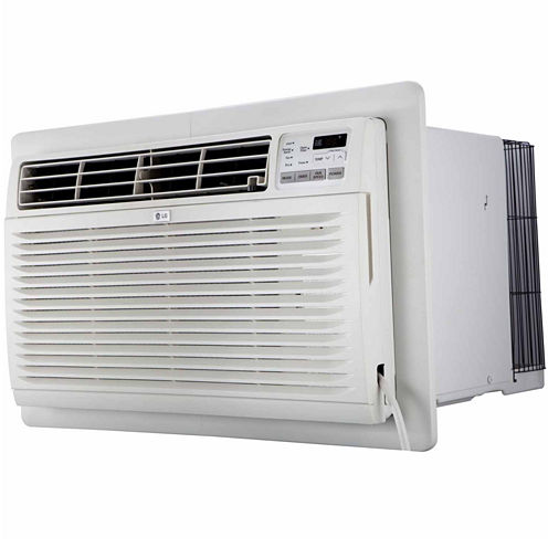 LG 10000 BTU 230V Through-the-Wall Air Conditionerwith Remote Control