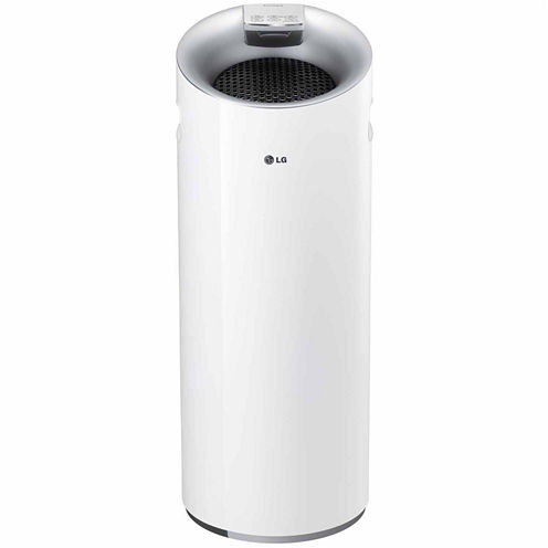 LG PuriCare Tower 3-Stage Filter Air Purifier withSmart Air Quality Sensor and LoDecibel Operation