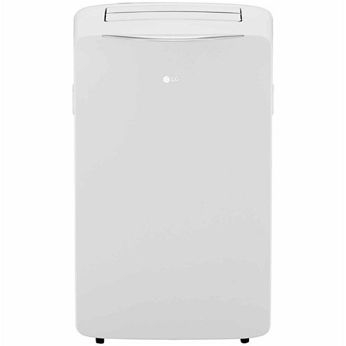 LG 14000 BTU 115V Portable Air Conditioner with Wi-Fi Control in White
