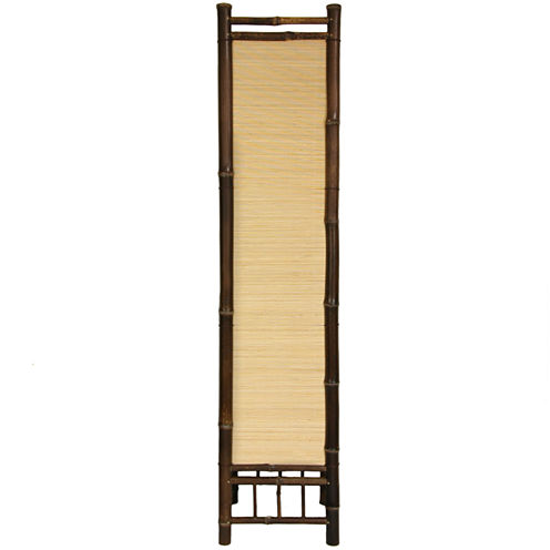 "Oriental Furniture 35"" Kojima Japanese Bamboo Shoji Lantern Table Lamp"""