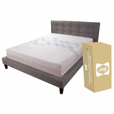 Sealy 10 Quot Memory Foam Mattress In A Box Jcpenney