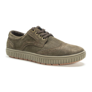 jcpenney.com | MUK LUKS® Parker Mens Leather Lace-Up Shoes