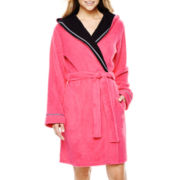 Sleep Chic Hooded Robe
