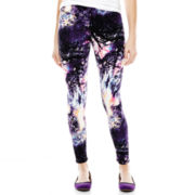 Mixit™ Twilight Print Knit Leggings