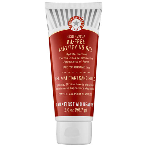 First Aid Beauty Skin Rescue Oil-Free Mattifying Gel
