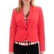 Worthington® Essential 1-Button Blazer - Petite