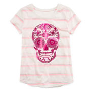 Arizona Foil Graphic Tee - Girls 7-16 and Plus