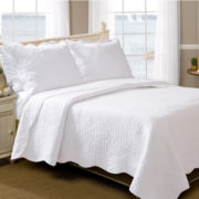 Greenland Home Fashions La Jolla Beach Quilt Set