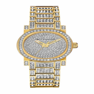 jcpenney.com | Wittnauer Womens Gold Tone Bracelet Watch-Wn4004