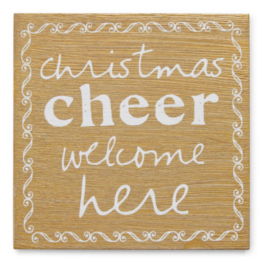 jcpenney.com | Cheer Plaque