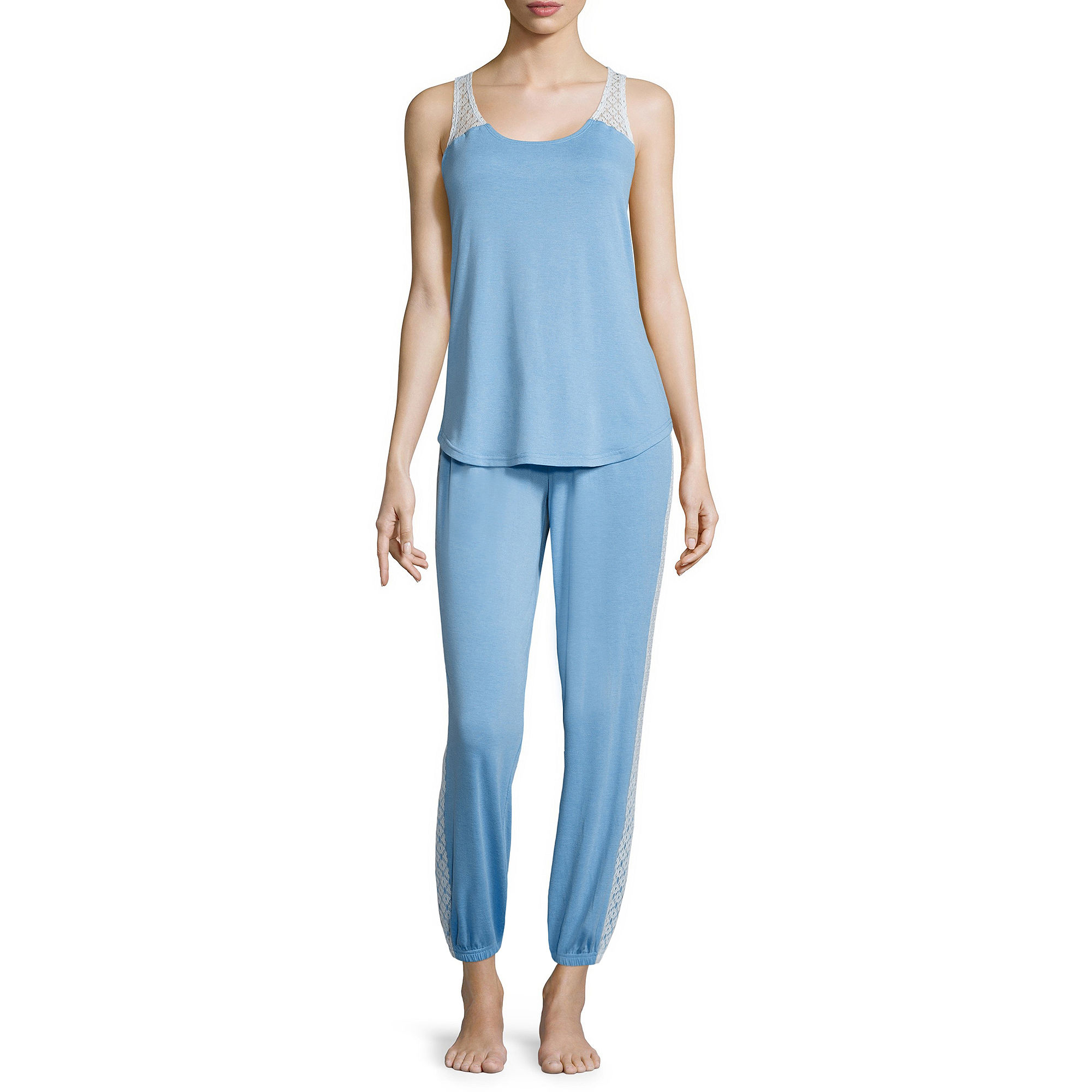 Pj Couture Capri Pajama Set-Juniors plus size,  plus size fashion plus size appare