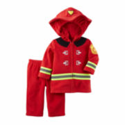Carter's® 2-pc. Firefighter Halloween Costume - Baby Boys newborn-24m