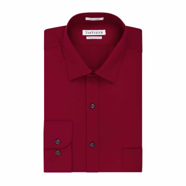 jcpenney.com | Van Heusen Long-Sleeve Pincord Flex Collar Dress Shirts