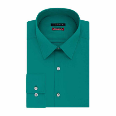 jcpenney.com | Van Heusen Slim-Fit Flex Collar Long Sleeve Dress Shirt