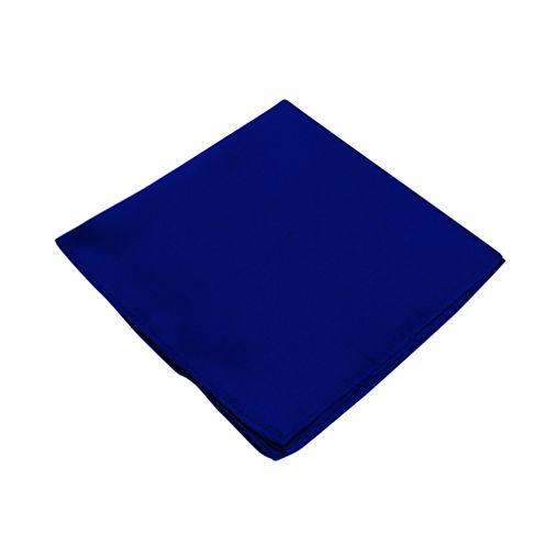 Stafford Satin Solid Pocket Square