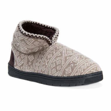 jcpenney.com | Muk Luks Mark Bootie Slippers