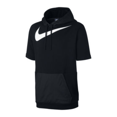 jcpenney.com | Nike® Mix Short-Sleeve Pullover Hoodie
