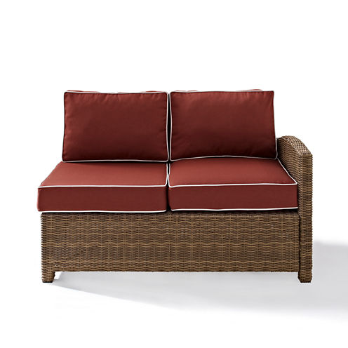 Bradenton Wicker Patio Sectional