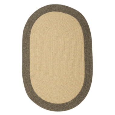 jcpenney.com | Colonial Mills® Vermont Reversible Braided Oval Rug