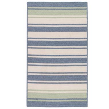 jcpenney.com | Colonial Mills® Naples Stripe Reversible Braided Rug