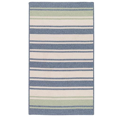 Colonial Mills® Naples Stripe Reversible Braided Rug