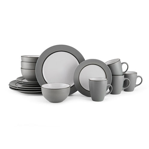 Gourmet Basics By Mikasa 16-pc. Dinnerware Set