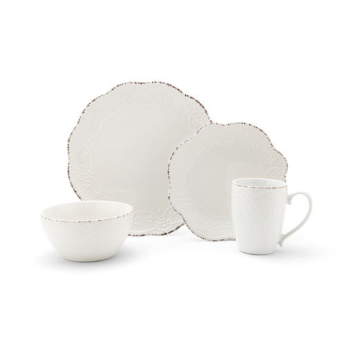Pfaltzgraff Everly 16-pc. Dinnerware Set
