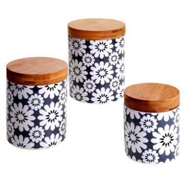 jcpenney.com | Certified International 3-pc. Canister