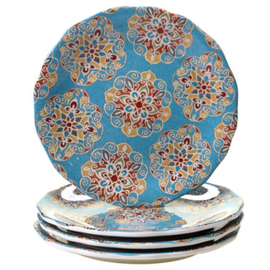 jcpenney.com | Certified International Spice Route 4-pc. Dinner Plate