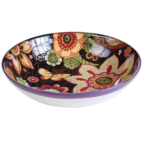 Certified International Coloratura Pasta Bowl