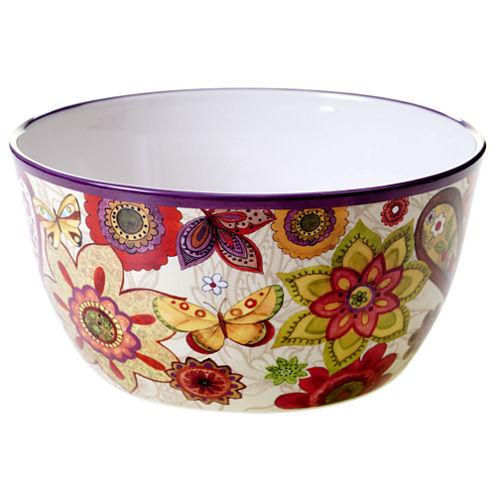 Certified International Coloratura Serving Bowl