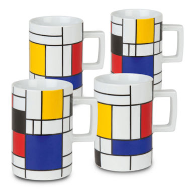 jcpenney.com | Konitz 4-pc. Coffee Mug