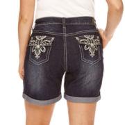 ZCO CuffedHem Shorts - Plus
