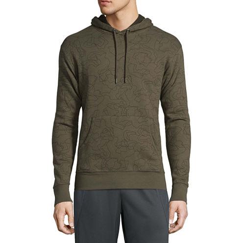 Xersion Long Sleeve Fleece Hoodie