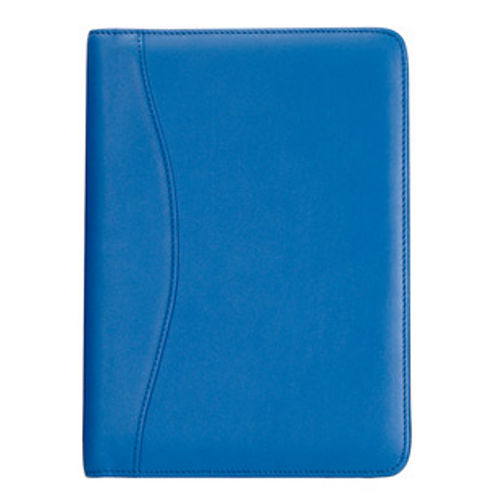 Royce Leather Leather Small Scale With  Writing Pad Padfolio