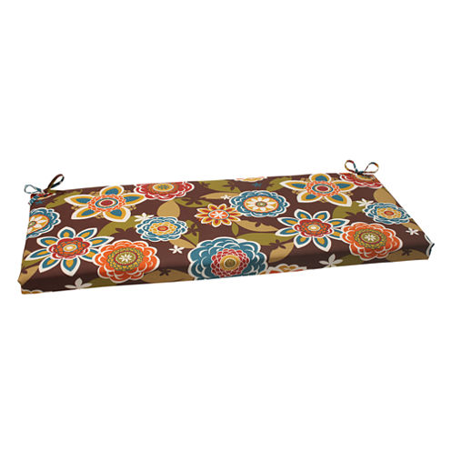 """Pillow Perfect 40"""" Outdoor Annie Bench Cushion"""