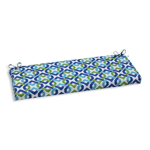 """Pillow Perfect 40"""" Outdoor Rieser Bench Cushion"""