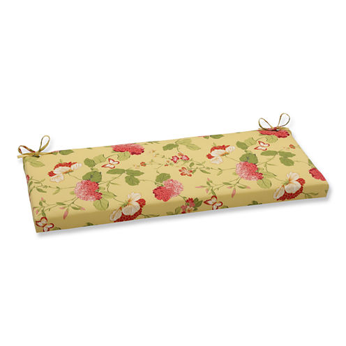 "Pillow Perfect 40"" Outdoor Risa Bench Cushion"