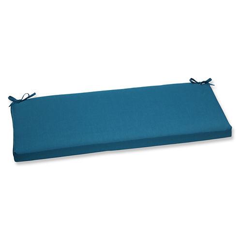 "Pillow Perfect 40"" Outdoor Spectrum Bench Cushion"