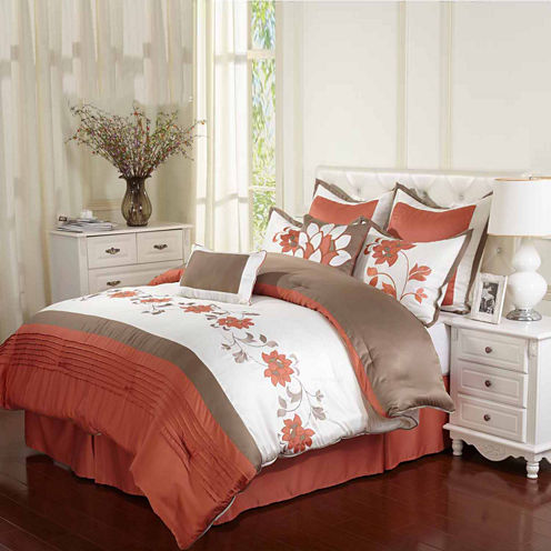 Mackenzie 8-pc. Comforter Set