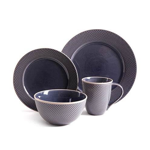 Gibson Lilith 16-pc. Dinnerware Set