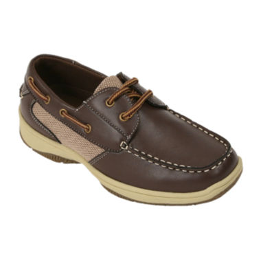 jcpenney.com | Deer Stags® Jay Boys Boat Shoes - Little Kids/Big Kids