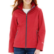 Free Country® Radiance Lightweight Soft Shell Hooded Jacket