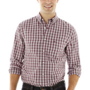 Dockers® Long-Sleeve Plaid Woven Shirt