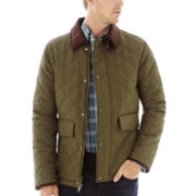 IZOD® Quilted Field Jacket