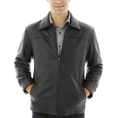 jcpenney.com | Excelled® New Zealand Lambskin Jacket
